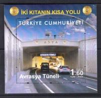 4.- TURKEY 2017 EURASIA TUNNEL - Nuevos