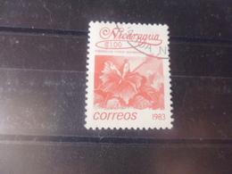NICARAGUA TIMBRE POSTE  AERIENNE  YVERT N° 1252 - Nicaragua