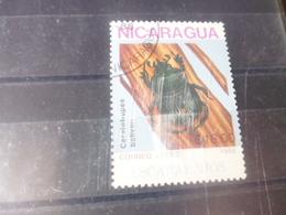 NICARAGUA TIMBRE POSTE  AERIENNE  YVERT N° 1259 - Nicaragua