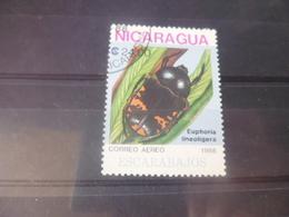 NICARAGUA TIMBRE POSTE  AERIENNE  YVERT N° 1261 - Nicaragua