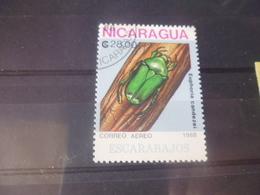 NICARAGUA TIMBRE POSTE  AERIENNE  YVERT N° 1262 - Nicaragua