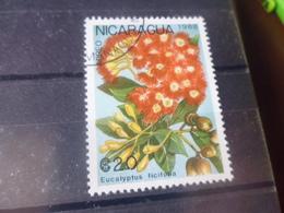 NICARAGUA TIMBRE POSTE  AERIENNE  YVERT N° 1266 - Nicaragua