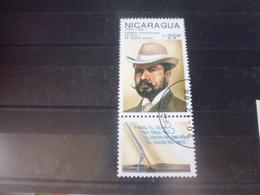 NICARAGUA TIMBRE POSTE  AERIENNE  YVERT N° 1270 A - Nicaragua