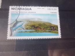 NICARAGUA TIMBRE POSTE  AERIENNE  YVERT N° 1272 - Nicaragua