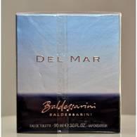 Baldessarini Del Mar Eau De Toilette Edt 90ML 3.0 Fl. Oz. Spray Perfume Man Rare Vintage 2006 New Sealed - Parfum (neuf Sous Emballage)