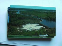 Canada Ontario Healey Falls Hydro Station - Ontario