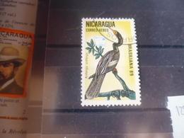 NICARAGUA TIMBRE POSTE  AERIENNE  YVERT N° 1286 - Nicaragua