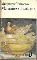 Mémoires D'Hadrien Par Marguerite Yourcenar - Folio N°921 - Books, Magazines, Comics