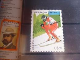 NICARAGUA TIMBRE POSTE  AERIENNE  YVERT N° 1293 - Nicaragua