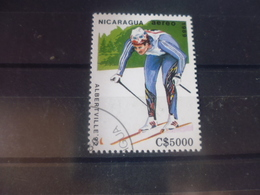 NICARAGUA TIMBRE POSTE  AERIENNE  YVERT N° 1299 - Nicaragua