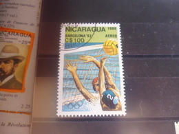 NICARAGUA TIMBRE POSTE  AERIENNE  YVERT N° 1300 - Nicaragua