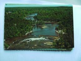 Canada Ontario Crowe River Madoc Marmora Campbell-Ford Havelock - Ontario
