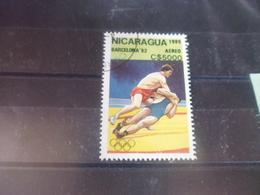 NICARAGUA TIMBRE POSTE  AERIENNE  YVERT N° 1306 - Nicaragua