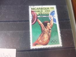 NICARAGUA TIMBRE POSTE  AERIENNE  YVERT N° 1304 - Nicaragua