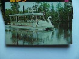 Canada Ontario Kris Kringle Showboat Muskoka River - Ontario