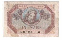 1 Mark Sarre TTB - 1947 Sarre