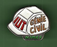 NIMES *** IUT GENIS CIVIL *** 0080 - Villes