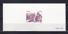 """"""" COLMAR / HAUT RHIN """" Sur Gravure Officielle De 2010 N° YT 4443 En PARFAIT état ! - Postdokumente"""