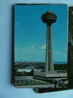 Canada Ontario Niagara Falls International Centre  Skylon - Niagara Falls
