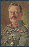 Kaiser Wilhelm II - Guerra 1914-18