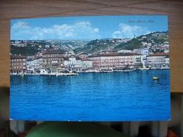 Croatia Fiume Rijeka  Riva Marco Polo  1912. Purger & Co. - Croatie