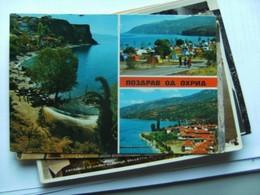 Kroatië Croatia Ohrid Nice Views - Kroatië