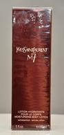 Yves Saint Laurent M7 Body Lotion 150ML 5 Fl. Oz. Spray For Man Rare Vintage 2002 New Sealed - Produits De Beauté