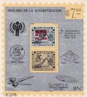 Nicaragua Hb Michel 127 - Nicaragua