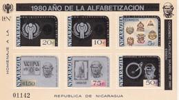Nicaragua Hb Michel 124 - Nicaragua