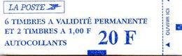 France.carnet 1507.carnet De 8 Timbres Composition Variable.neuf Non Ouvert. - Definitives
