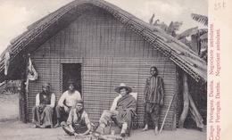 CONGO PORTUGUAIS  DAMBA .Négociant Ambulant - Congo Français - Autres