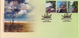 Malaysia 2018-18 Installation Of Sultan Kedah Full Sheet MNH Royalty - Malaysia (1964-...)