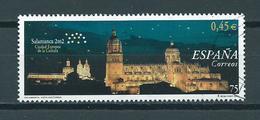 2001 Spain Salamanca Used/gebruikt/oblitere - 1931-Heute: 2. Rep. - ... Juan Carlos I