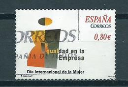 2011 Spain Women's Day Used/gebruikt/oblitere - 1931-Aujourd'hui: II. République - ....Juan Carlos I