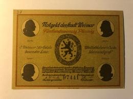 Allemagne Notgeld Weimar 25 Pfennig - [ 3] 1918-1933 : Weimar Republic