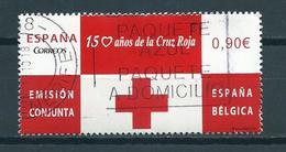 2013 Spain Red Cross,rotes Kreuz,rode Kruis Used/gebruikt/oblitere - 1931-Heute: 2. Rep. - ... Juan Carlos I