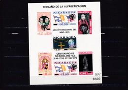 Nicaragua Hb Michel 116 - Nicaragua