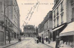 93-BAGNOLET-N°379-G/0035 - Bagnolet