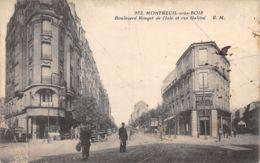 93-MONTREUIL SOUS BOIS-N°379-G/0309 - Montreuil