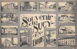 94-SUCY EN BRIE-N°380-E/0197 - Sucy En Brie