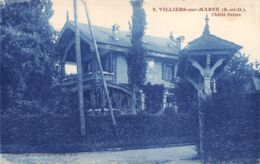 94-VILLIERS SUR MARNE-N°380-F/0155 - Villiers Sur Marne