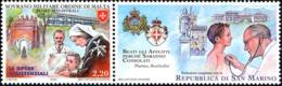 SMOM 2006 Sass.830 MNH/** VF - Sovrano Militare Ordine Di Malta