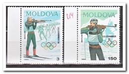 Moldavië 1994, Postfris MNH, Olympic Wintergames - Moldavië