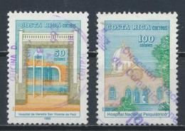 °°° COSTA RICA  - Y&T N°531/32 - 1990 °°° - Costa Rica