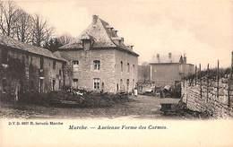 Marche - Ancienne Ferme Des Carmes (animée, DVD 8667 H Severin) - Marche-en-Famenne