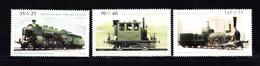 Train, Trein, Locomotive Duitsland 2012 Mi Nr  2946 - 2948, Postfris - Treinen