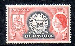 T1050 - BERMUDA , Yvert N. 134 ***  MNH - Bermuda