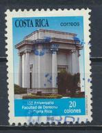 °°° COSTA RICA  - Y&T N°563B - 1993 °°° - Costa Rica