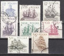 POLEN  1964 - MiNr: 1465-1472  Komplett  Used - 1944-.... Republik