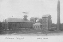 Morlanwelz-Mariemont.  Puits Ste Henriette.---scan--- - Bélgica